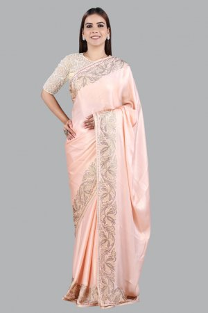 Shimmer Saree For Women